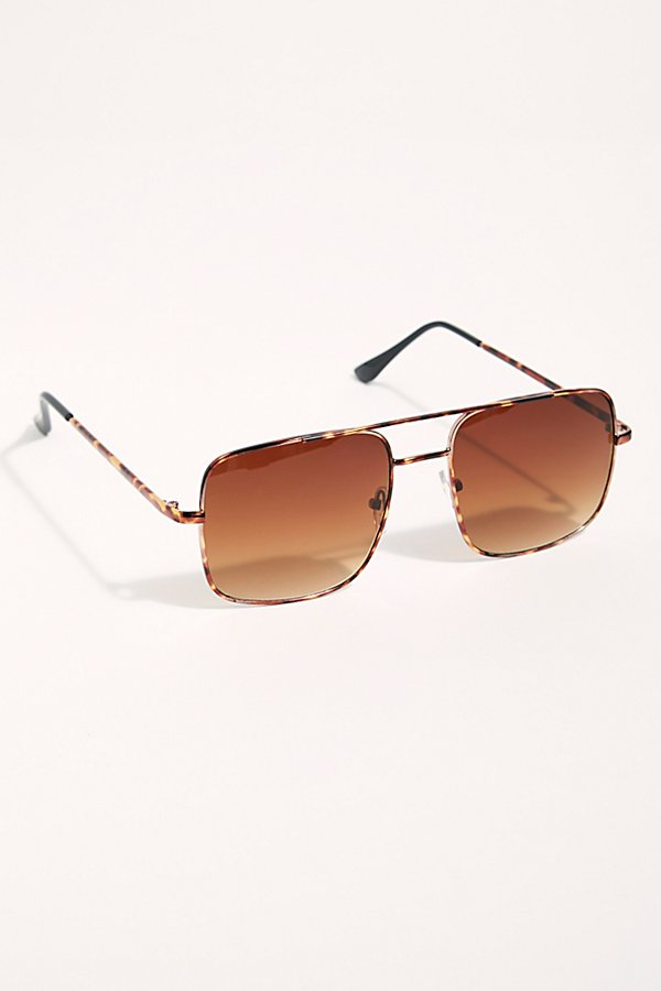 Slide View 2: Cool Grandpa Aviator Sunglasses