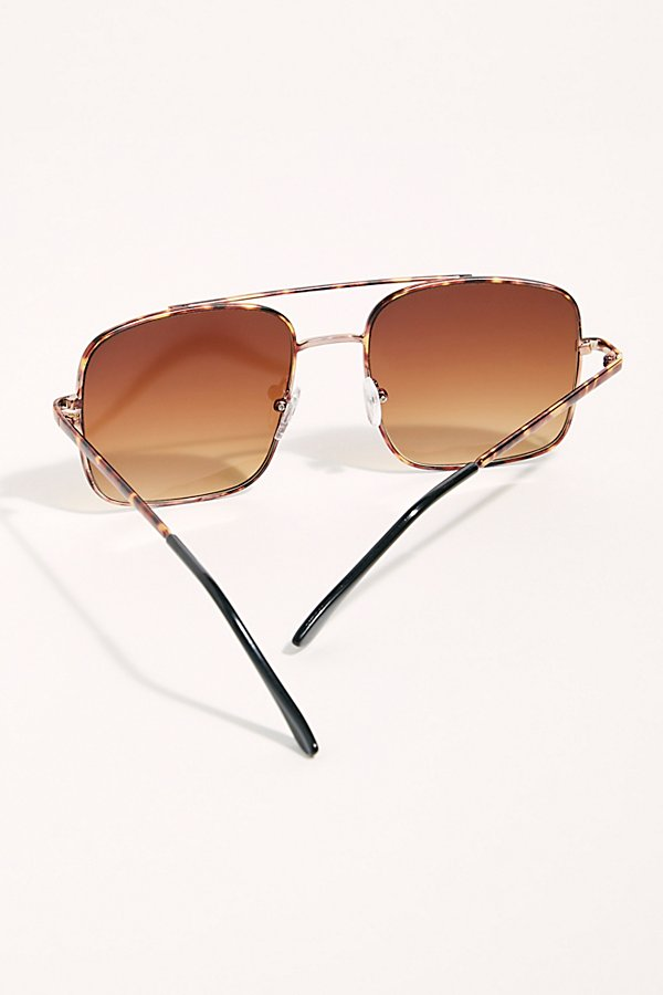 Slide View 4: Cool Grandpa Aviator Sunglasses