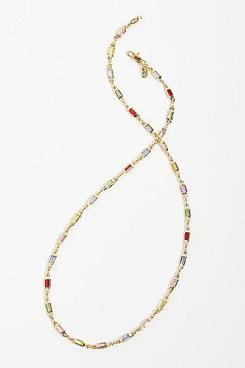 Vanessa Mooney Devine Gemstone Necklace