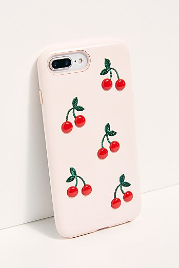 Cherry On Top iPhone Case