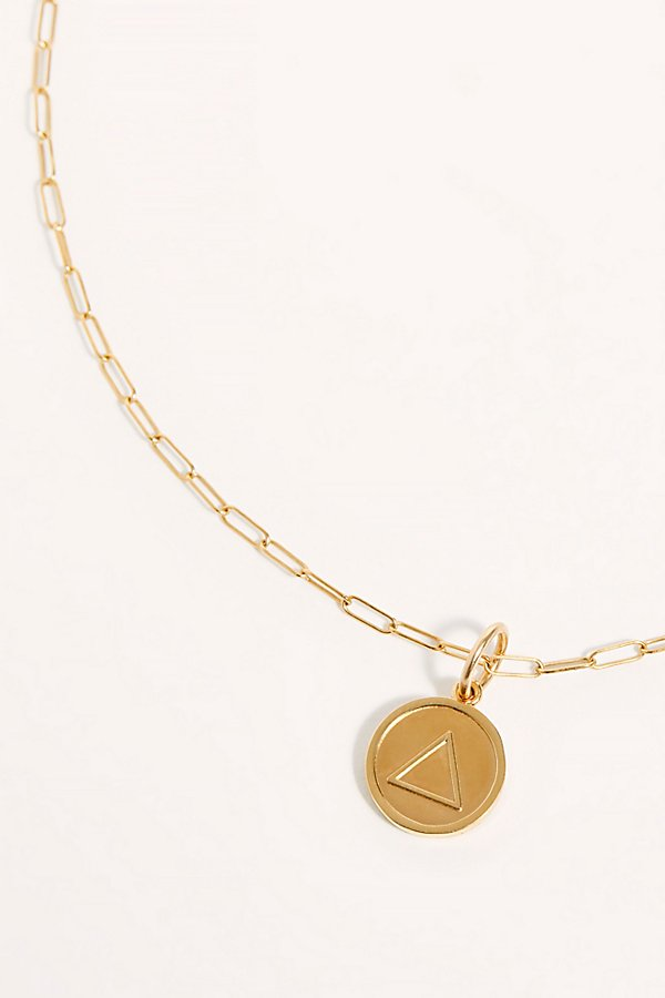 Slide View 1: 14k Elements Charm Necklace