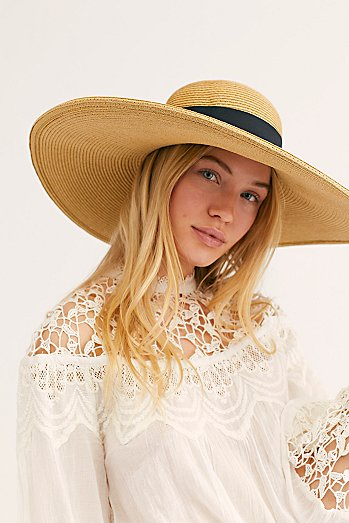 Riviera Wide Brim Hat