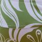 Olive / White