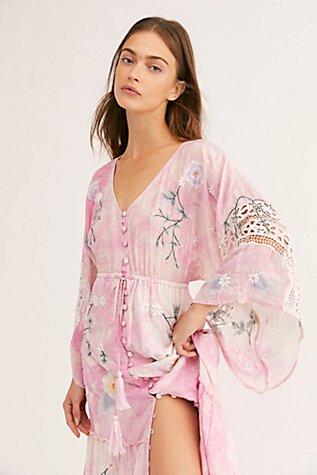 Daisy Island Kimono by Free People