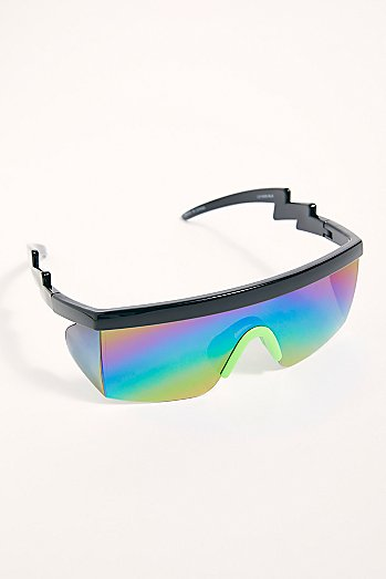 Brenda Sport Shield Sunglasses