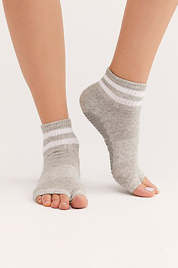 Thompson Sport Stripe Grip Sock