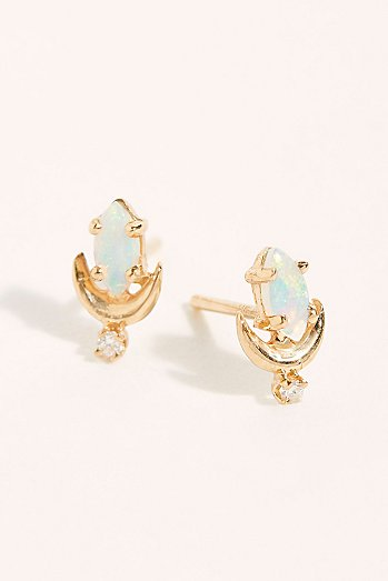 14k Lvna Earrings