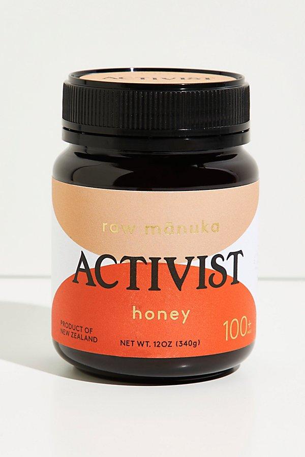 Activist Raw Manuka Honey 100 Mgo In Orange