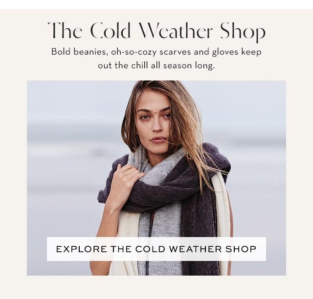 Shop the Cold Weather Shop
