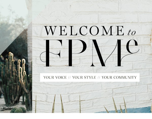 Welcome to FP Me