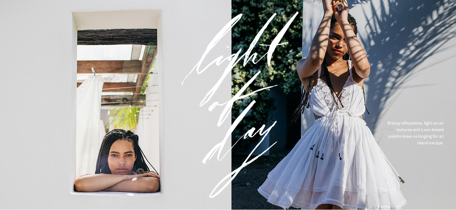 Shop the Light of Day Lookbook