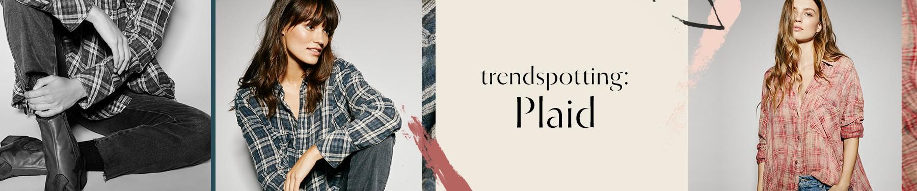 Trendspotting Plaid