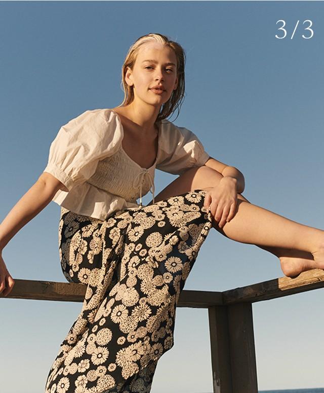 Nadia Midi Skirt