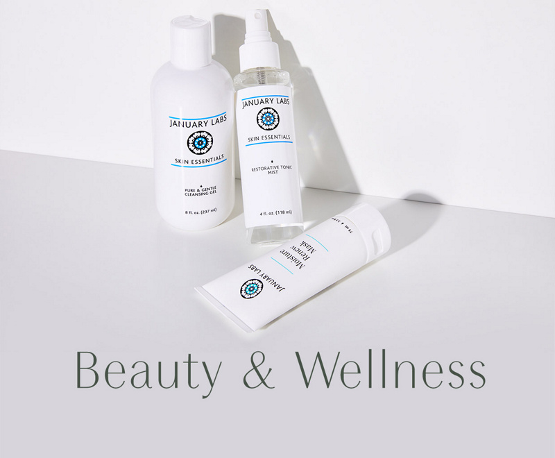 Shop Beauty & Wellness