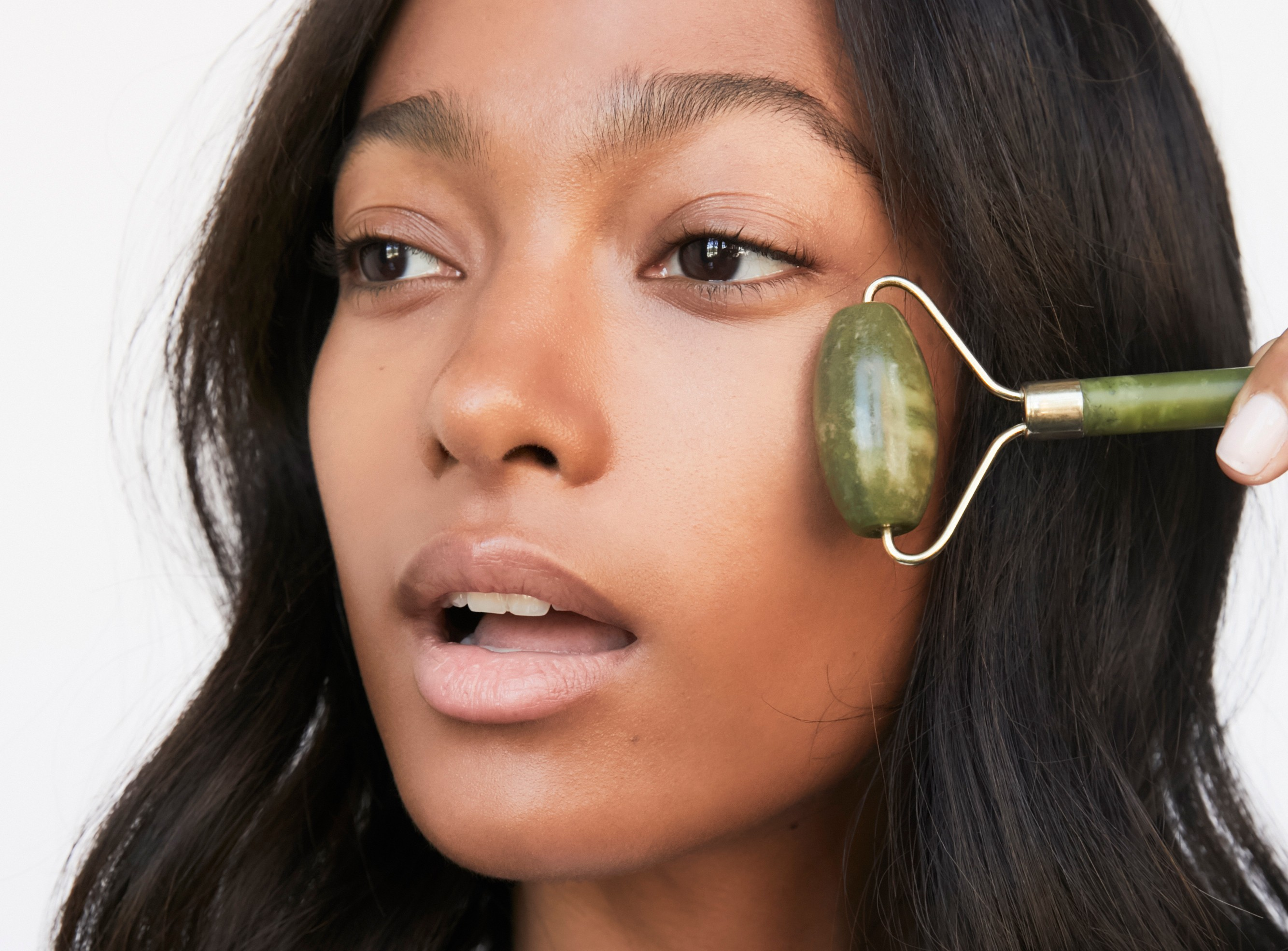 Beauty | How to Use your Jade Roller | Free People