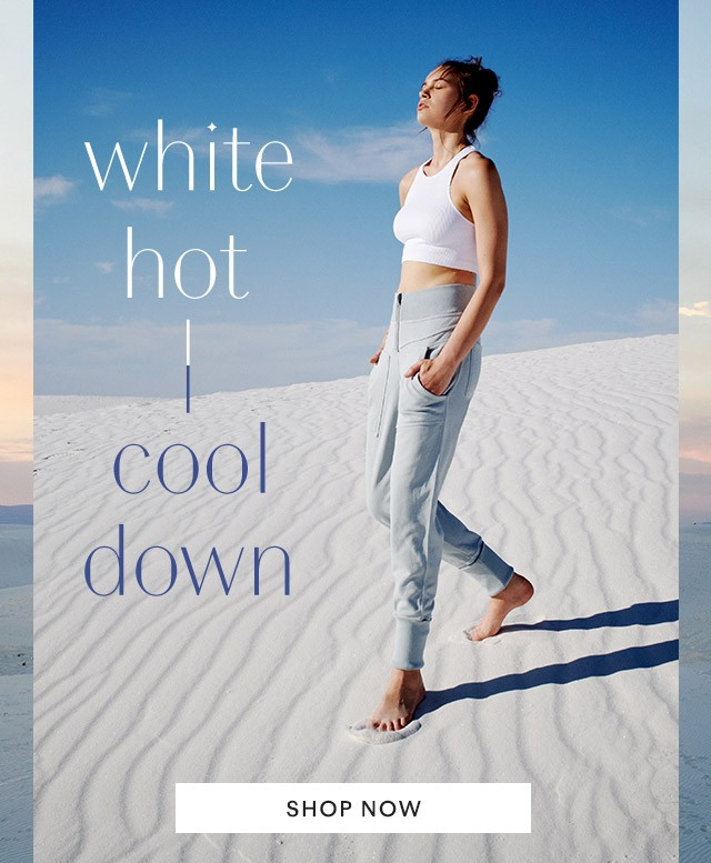 Shop the White Hot Trend
